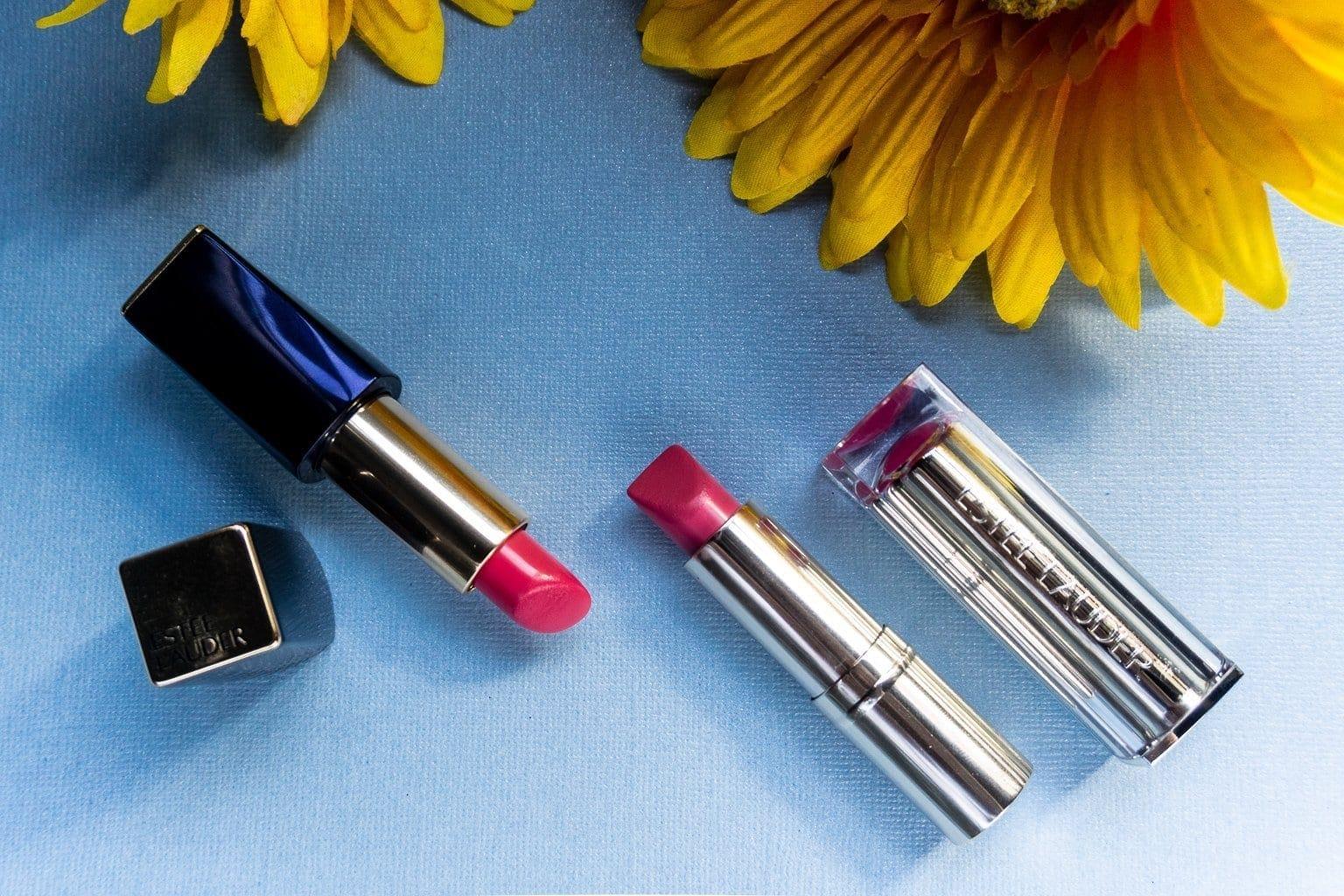 Estee Lauder Lipsticks Don't Smell Like You Remember