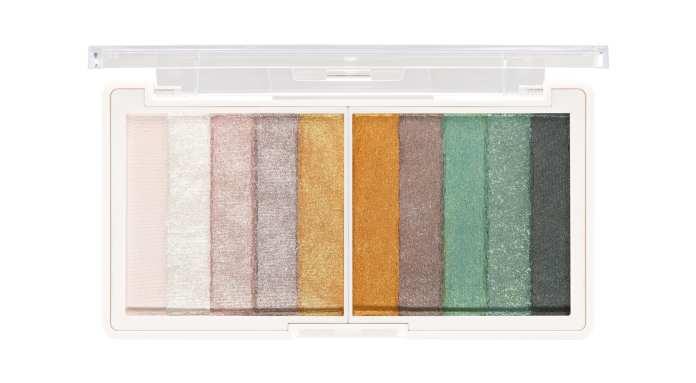 Undone Beauty Curator Eyeshadow Palette in Soft