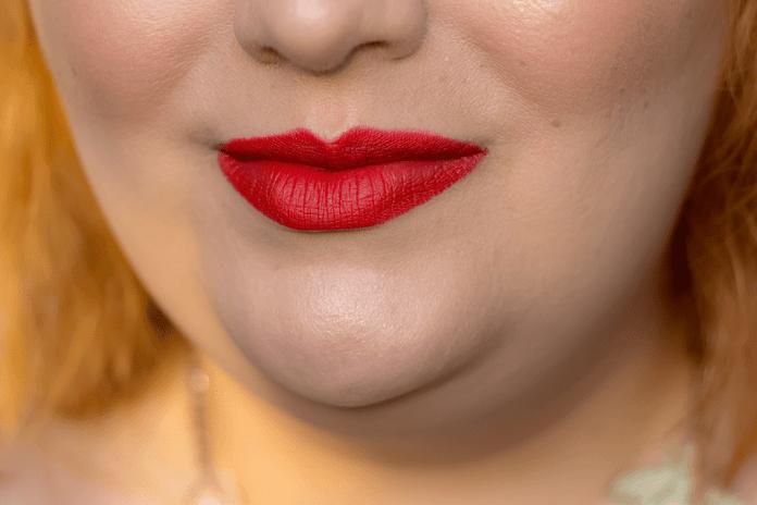 Pat McGrath MatteTrance Lipstick in Obsessed! Lip Swatch