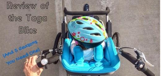Review of the Taga Bike