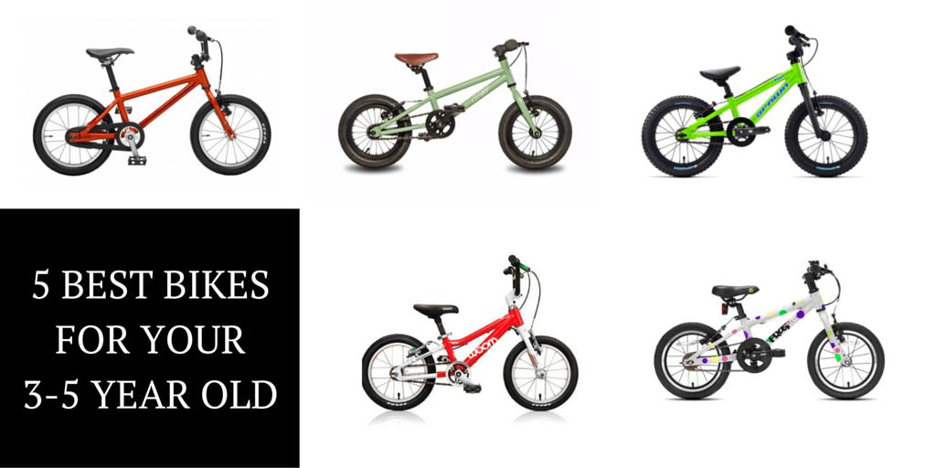 5 best bikes for
