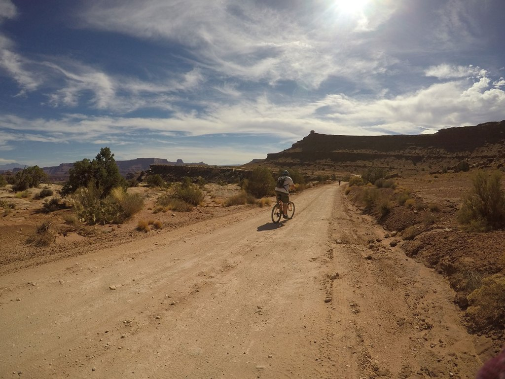 Visit Utah - A Family Mountain Bike Expedition on the White Rim Trail