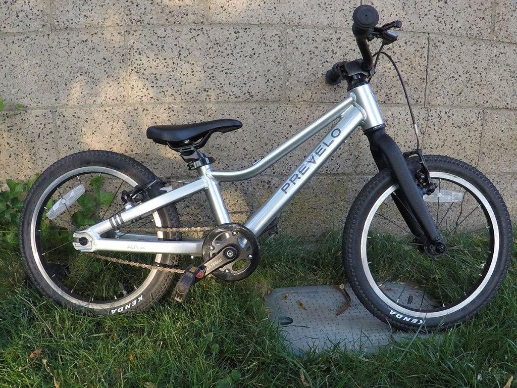 Prevelo Alpha Two Kids Bike