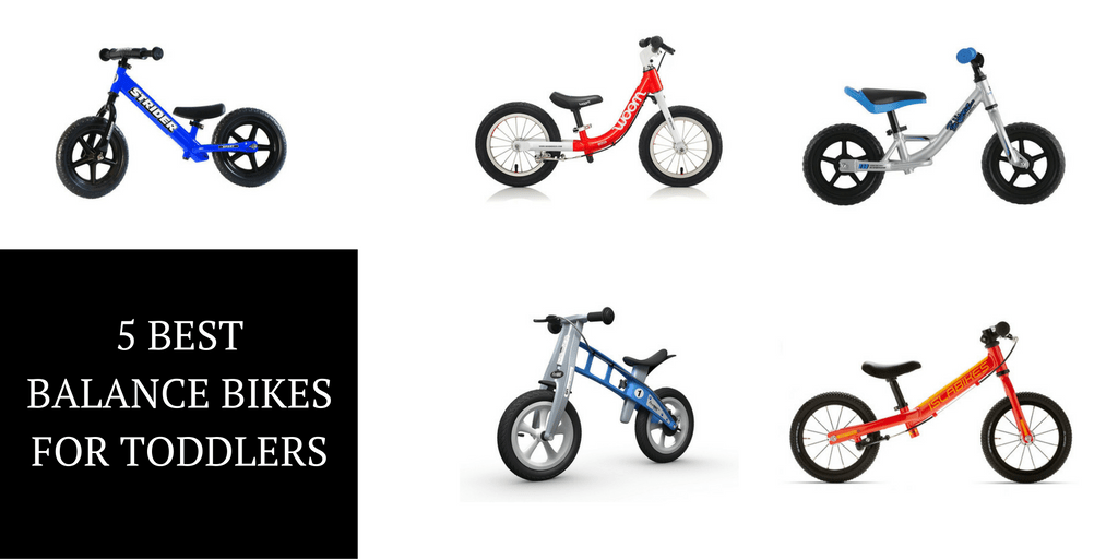 The 5 Best Balance Bikes for Toddlers