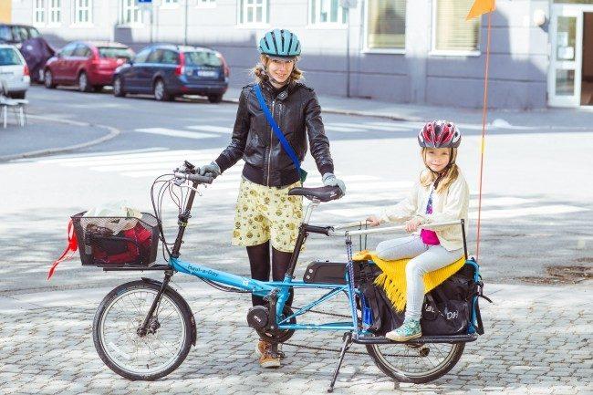 Bike Friday Haul a Day