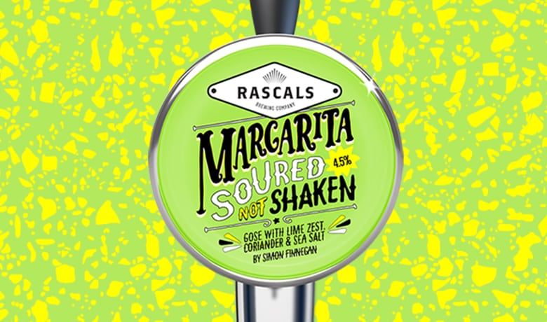 Rascals Craft Brewing margarite sour gose