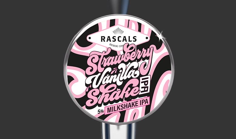 Milkshake Stout   Rascals Brewing Company