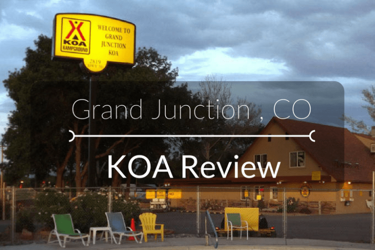 Family Fun at the Grand Junction KOA