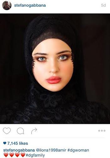 الموضة والحجاب - امرأة محجبة 3