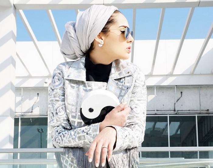 الموضة والحجاب - آسيا الفرج