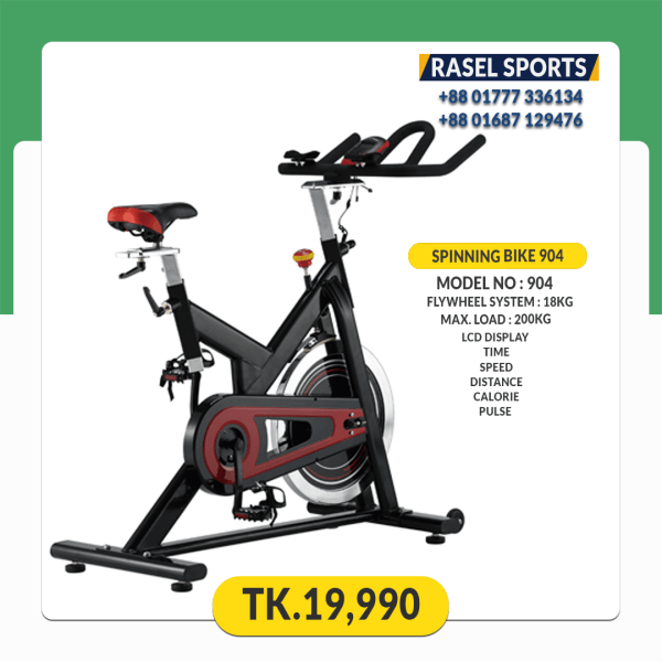 Havy duty Spinning Exercise Bike - 904