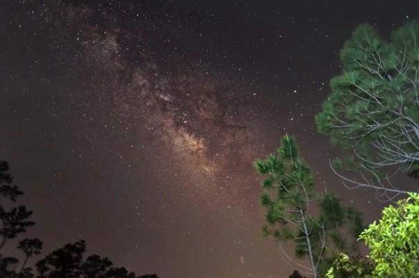 Milky Way over Nassau Bahamas   Photos by Rashad Penn Photography