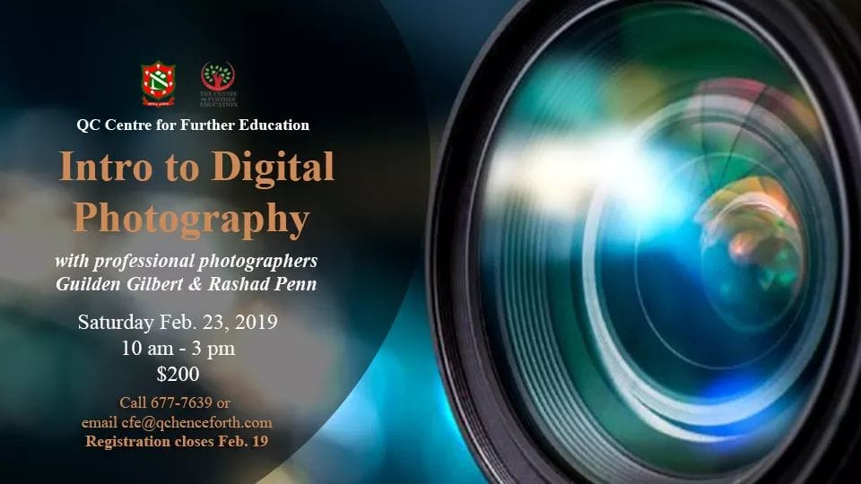 An Introduction Digital Photography