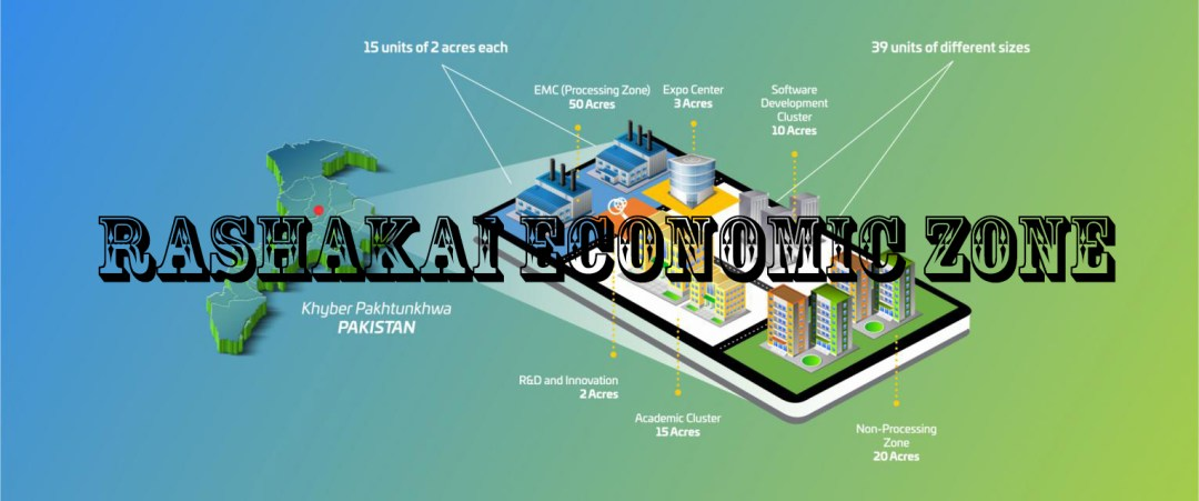 Technology City at Rashakai Special Economic Zone, Khyber Pakhtunkhwa