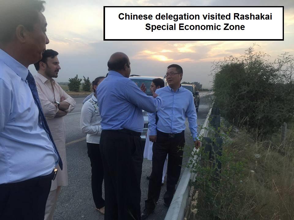 Chinese delegation visited Rashakai Special Economic Zone 3