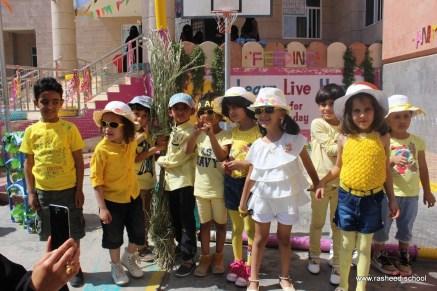 مخيم مدرسي في اختتام أنشطة التمهيدي - مدارس الرشيد الحديثة (13)