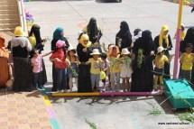 مخيم مدرسي في اختتام أنشطة التمهيدي - مدارس الرشيد الحديثة (15)
