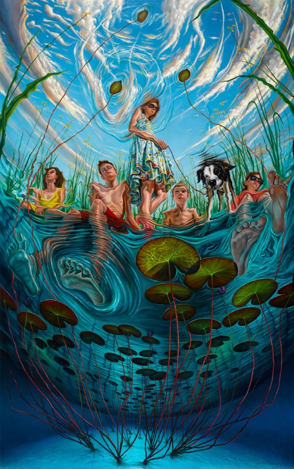 Beautiful Trippy Psychedelic Art