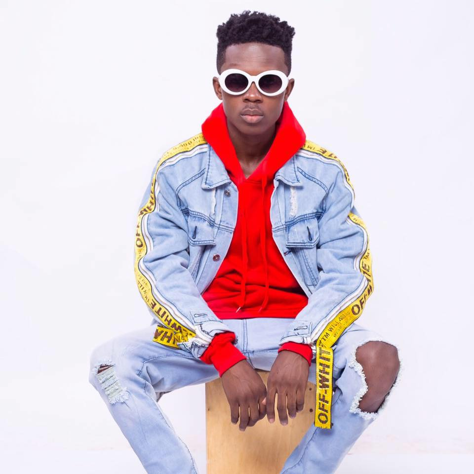Strongman Goes Hard On Rapper Medikal