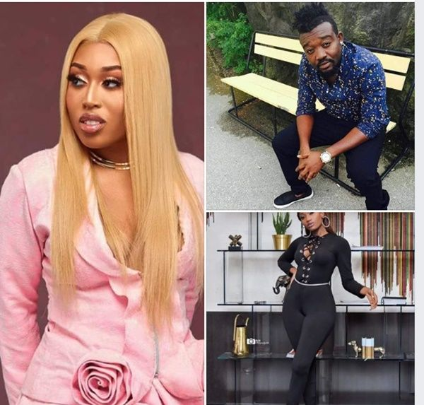 Fantana threatens to EXPOSE Wendy Shay and Bullet after being sacked from Rufftown Records