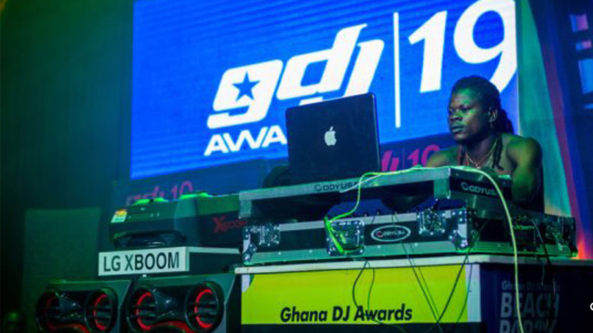 DJ Seihor dies in motor accident shortly after Ghana DJ Awards win