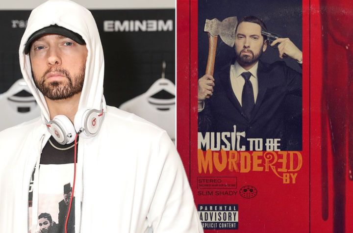 """Eminem Drops New Album """" Music To Be Murdered By """""""