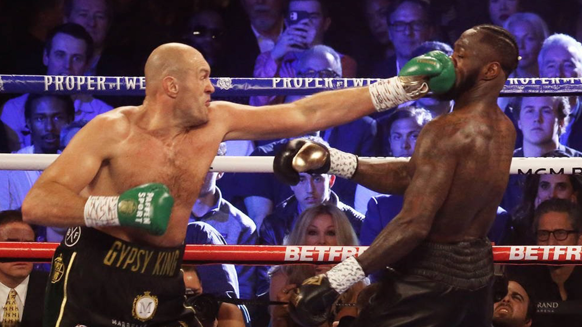 Watch: Tyson Fury knocks out Deontay Wilder to win WBC heavyweight championship