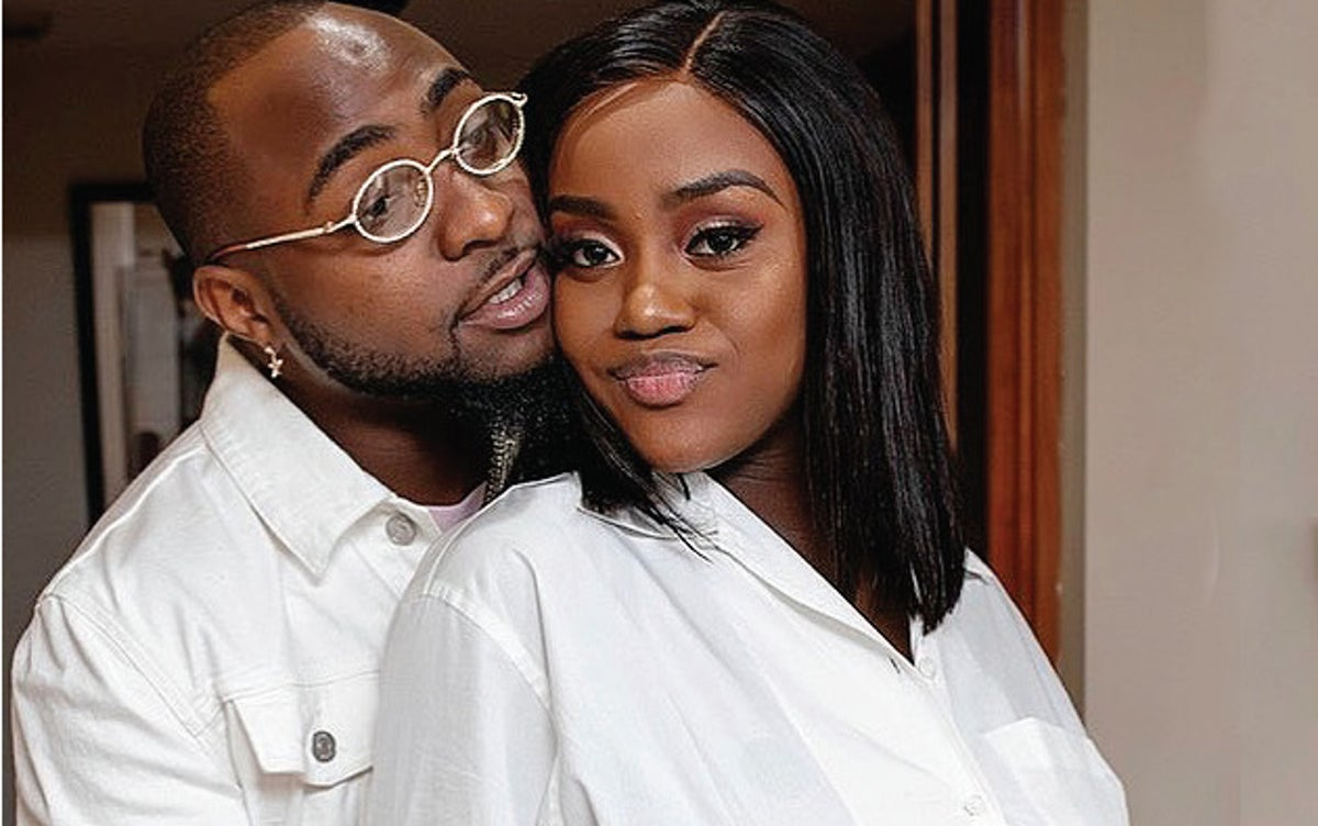Davido's wife-to-be Chioma tests positive for Coronavirus