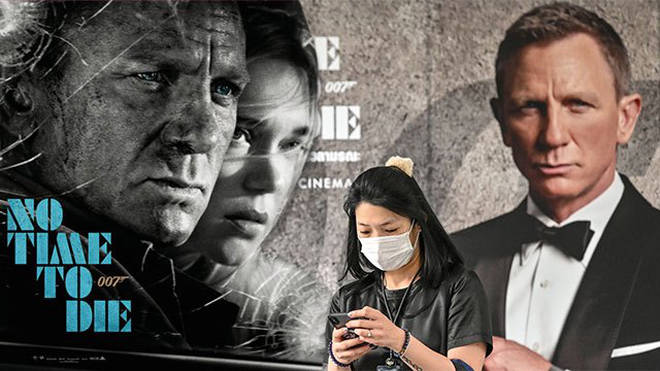 Release of new James Bond film No Time To Die is pushed back from April to November because of coronavirus outbreak