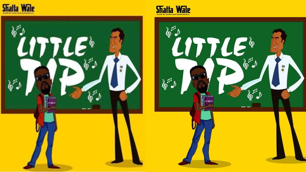 Shatta Wale finally replies Sarkodie 'Advice' with his own diss song 'Little Tip'