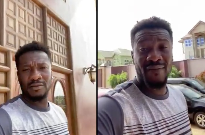 Here's A Look Inside Asamoah Gyan's Magnificent GHC 17 Million Mansion