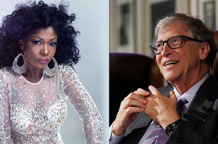 'Bill Gates Is The Enemy' – Actress Susan Peters Reveals Where Coronavirus Came From