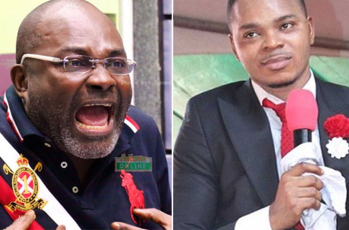 How Obinim Slept With A Woman And Her Two Daughters – Kennedy Agyapong Exposes