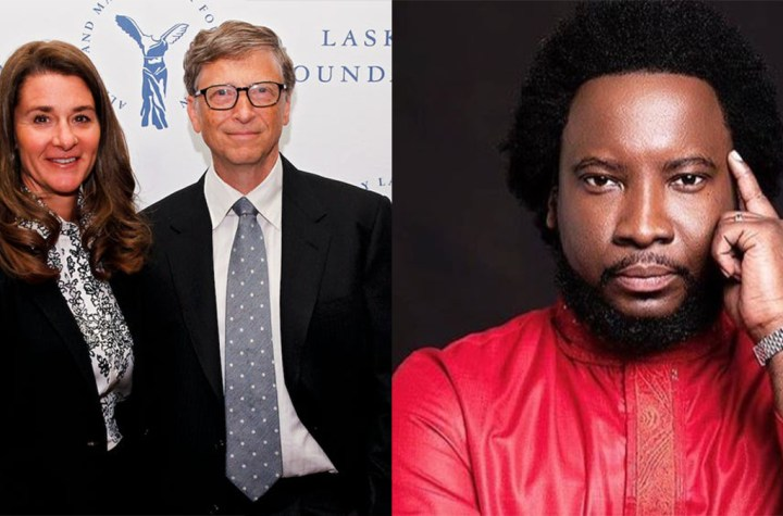 Sonnie Badu Descends Heavily On Wife of Bill Gate For Saying 'Africa Will Soon Have Dead Bodies Lying on the Streets Due to Coronavirus'