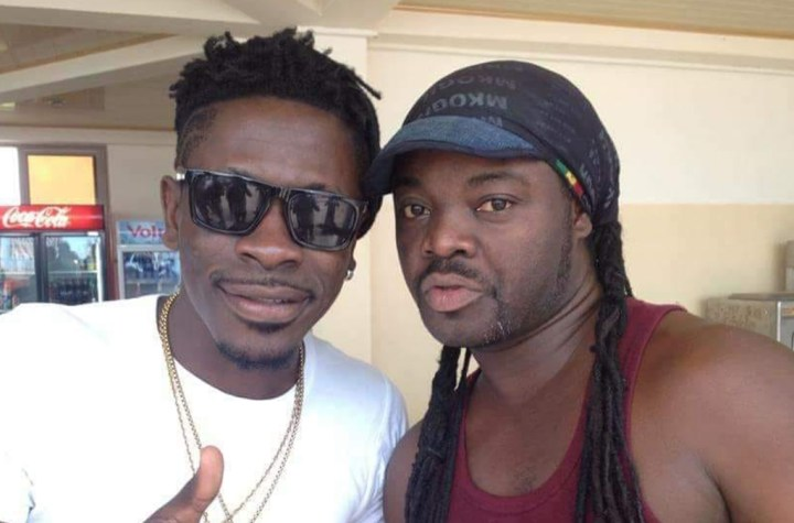'Son, you made my day for telling the truth' – Barima Sidney praises Shatta Wale