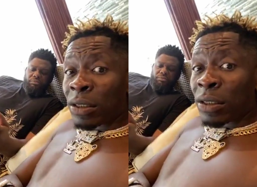 Watch: Shatta Wale And Bulldog Argue Over Who Is The Best Rapper Between Medikal And Eno Barony