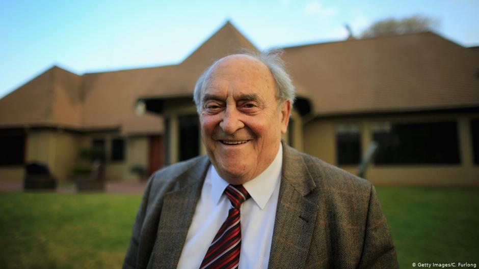 South African Anti-Apartheid Activist Denis Goldberg Dies At 87