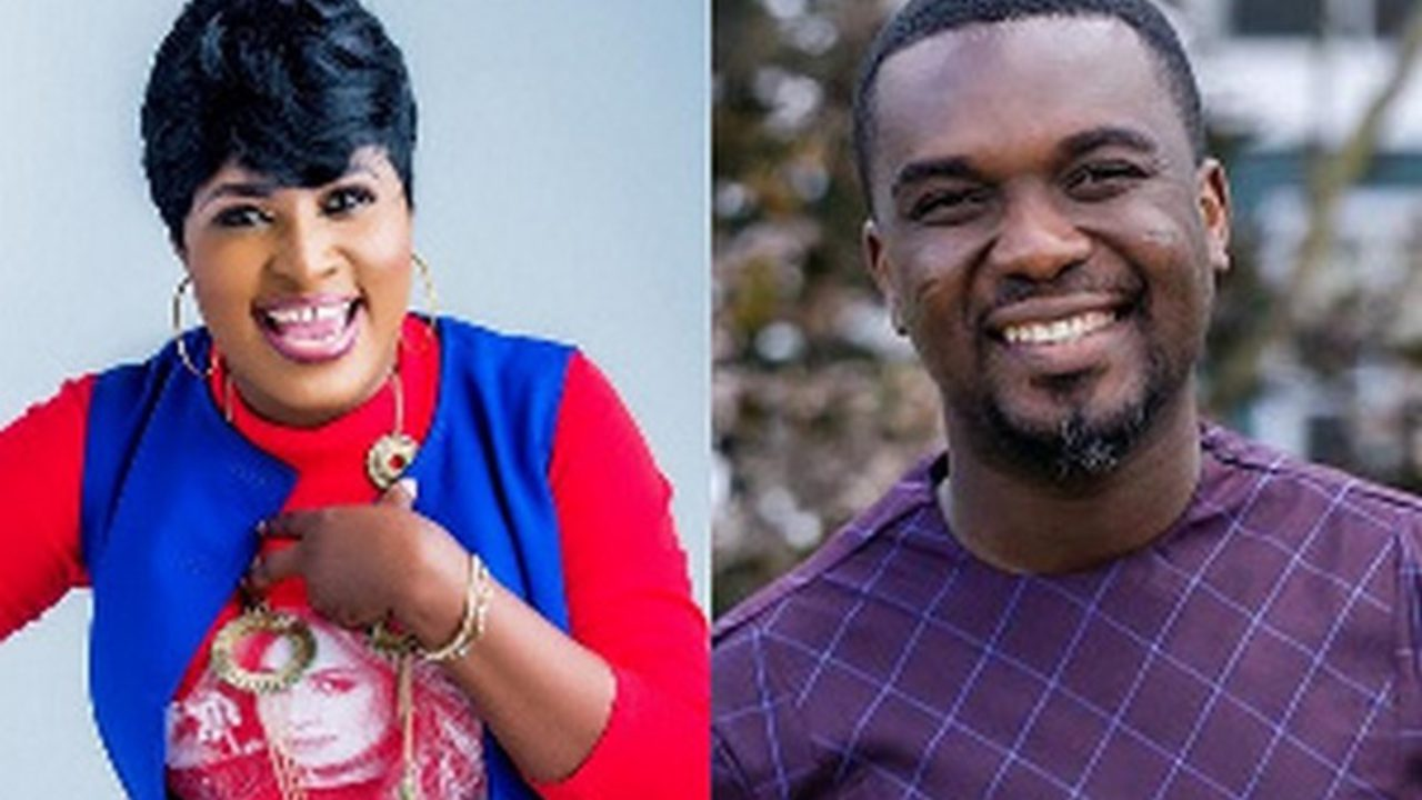 VIDEO: Patience Nyarko Angrily Walks Out of Interview When Joe Mettle's Name Was Mentioned