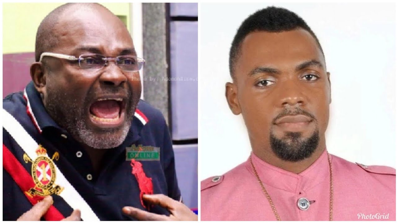 """M3y3 Wu Useless"" Rev. Obofour Warns Kennedy Agyapong"