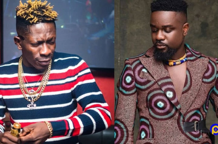 Shatta Wale Sends Out Congratulatory Message To Sarkodie