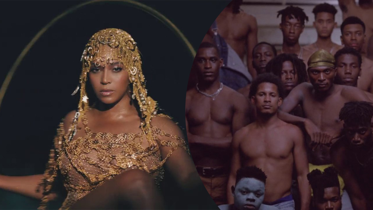 Beyonce surprises fans with trailer for new film Black is King