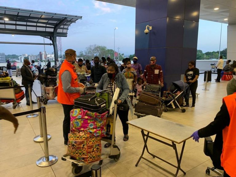 125 Ghanaians Have Been Deported From USA