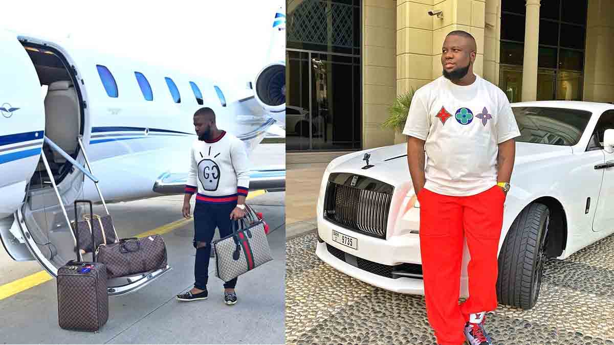Hushpuppi transfered to Carlifonia for trial