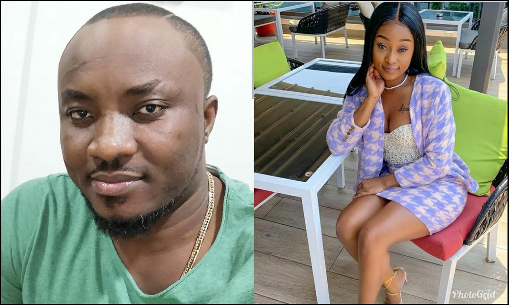 I won't waste my time in replying a low-grade comedian like you-Efia Odo fires back at DKB