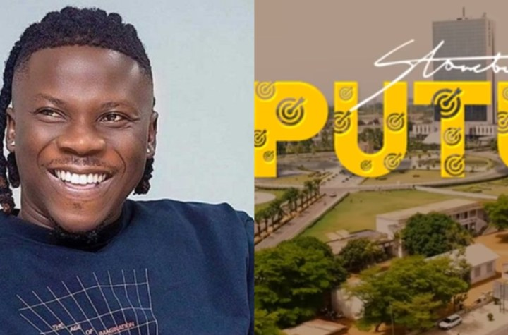 Stonebwoy's Putuu official video becomes number one on Youtube