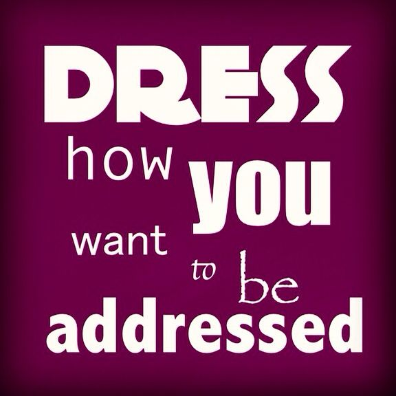 Dress For Success Quotes Stunning Dress For Success Quotes Picture