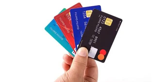 クレジットカード 高額支払い