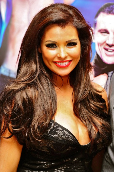 JESSICA WRIGHT at Magic Mike Premiere in London