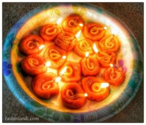 16 Akki/ Rice Tambittu Deepa