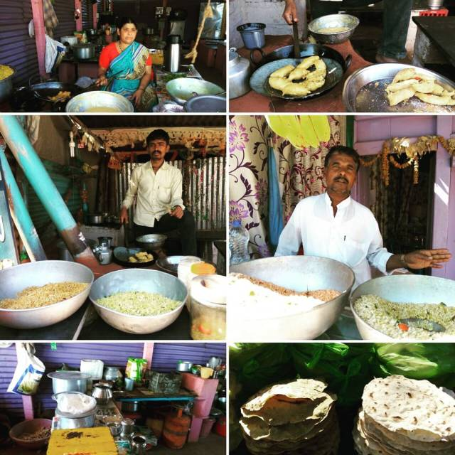 Glimpses of North Karnataka cuisine one that is dominated byhellip